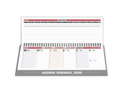 Agenda Planner Semanal