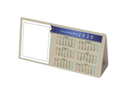Calendario Cartulina BUX